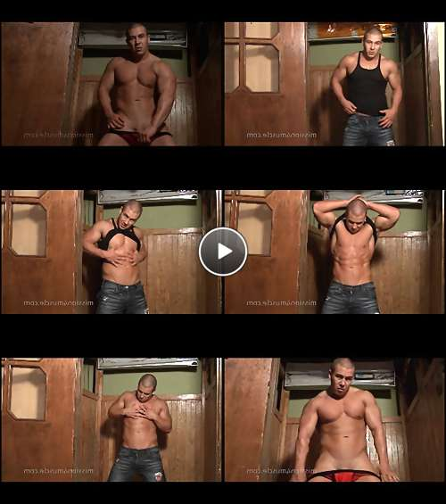 muscle men porn gay video
