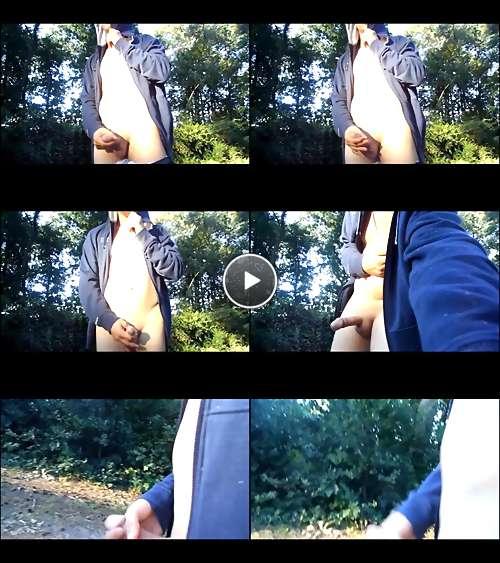 gay men having sex outdoors video