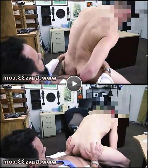 straight dudes cum video
